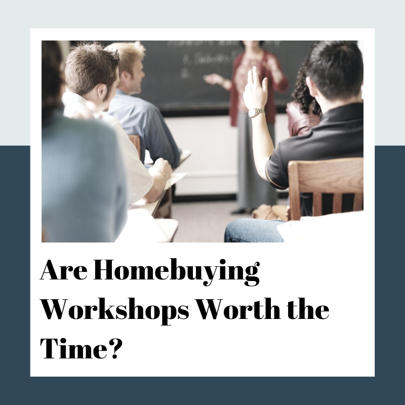 Are Home Buying Seminars and Workshops Worth it?