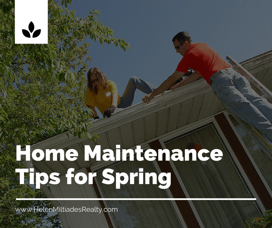 Home Maintenance and Improvement in Spring