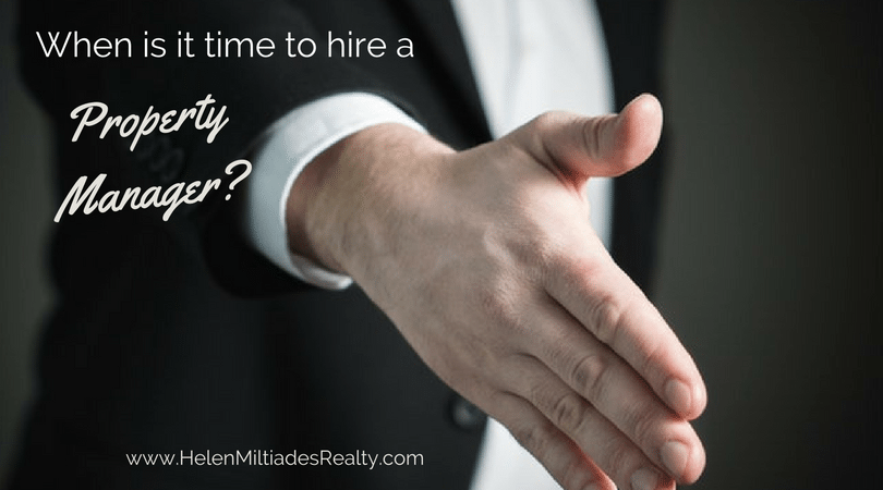 When to Hire a Property Manager?