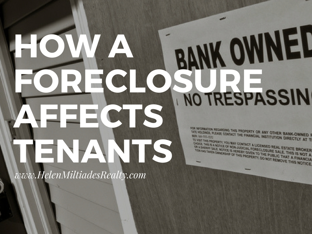 How Does a Foreclosure Impact Tenants?