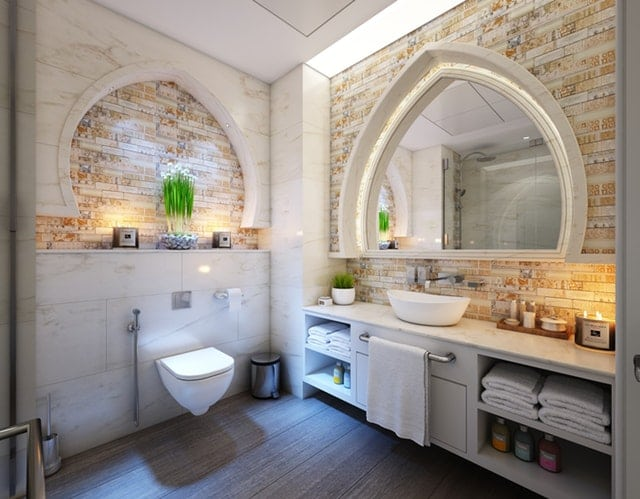 How to Stage a Bathroom to Sell or Lease