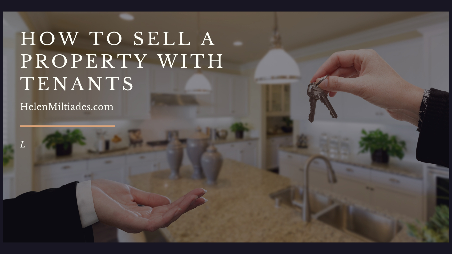 How to Sell a Property With Tenants