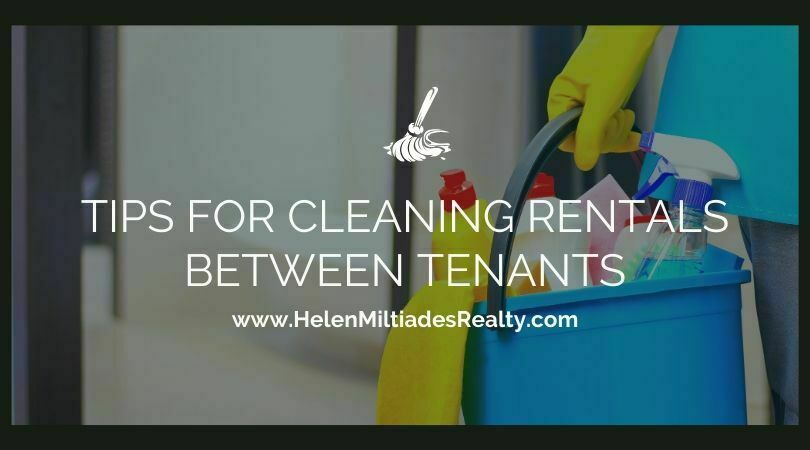 Tips for Cleaning Rentals Between Tenants